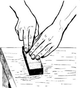 Rasenmähermesser schärfen leicht gemacht
