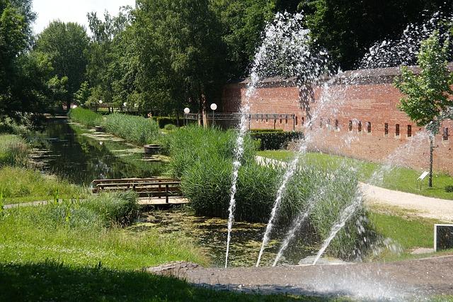 Gartenteichpumpen für Springbrunnen und Bachläufe im Garten